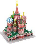 Катедралата Свети Василий Блажени - пъзел