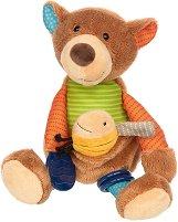 """Мече и пчеличка - Комплект бебешки играчки от серията """"PlayQ"""" -"""
