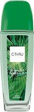 C-Thru Luminous Emerald Body Fragrance - Парфюмен спрей за тяло - продукт