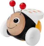 Пчеличка с команди - Детска играчка със светлинни и звукови ефекти -