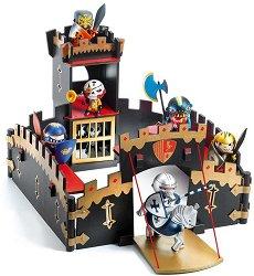 """Замък - Ze Black - От серията """"Arty Toys"""" -"""