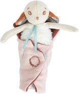 Овчица в дъбово листо - Chataigne - Мека играчка за гушкане -