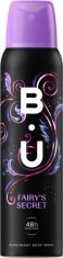 B.U. Fairy's Secret Deodorant Body Spray - Дамски спрей дезодорант - спирала