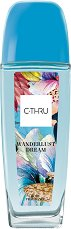C-Thru Wanderlust Dream Body Fragrance - Парфюмен спрей за тяло -