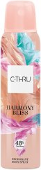 C-Thru Harmony Bliss Deodorant Body Spray - Спрей дезодорант - продукт
