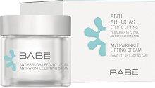 BABE Anti-Wrinkle Lifting Cream - Крем против бръчки с лифтинг ефект - балсам