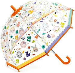Чадър с променящи се цветове - Faces -