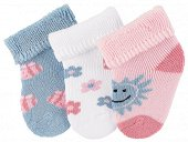 Бебешки хавлиени чорапи -