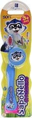 SapoNello Toothbrush Soft 3+ -