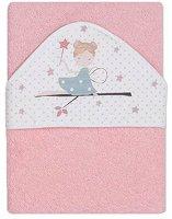 Хавлия за баня - Sweet Angel - 100% памук с размери 100 x 100 cm -