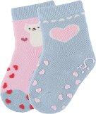 Бебешки чорапи за пълзене -
