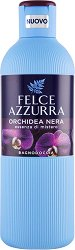 Felce Azzurra Black Orchid Bath & Shower Gel - Душ гел и пяна за вана с аромат на черна орхидея - продукт