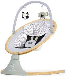 Бебешка люлка - Lumi - С мелодии и дистанционно управление -