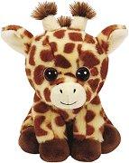 """Жираф - Peaches - Плюшена играчка от серията """"Beanie Boos"""" - играчка"""