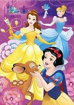 """Бел, Пепеляшка и Снежанка - От серията """"Принцесите на Дисни"""" -"""