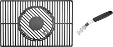 """Модулна чугунена скара - Аксесоар за барбекюта модели """"3.1"""" и """"4.1"""" от серията """"Triton"""""""