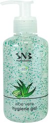 SNB Aloe Vera Hygiene Gel - мляко за тяло