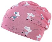 Детска двулицева шапка -