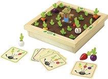 Събиране на реколтата - Детска мемо игра - играчка