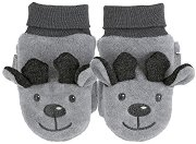 Бебешки зимни ръкавици - Еленче -