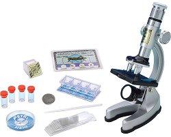 Микроскоп с прожектор -