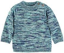 Бебешки пуловер - 100% органичен памук -
