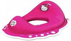 """Детска седалка за тоалетна чиния - От серията """"Hello Kitty"""" -"""