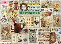 Декупажна хартия - Картички с послания