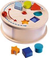Дървен сортер - Детски образователен комплект за игра -