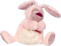 Възглавничка против колики с черешови костилки - Зайче - играчка