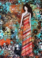 Тайнствена жена - Жанел Никол (Janelle Nichol) - пъзел