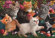 Котенца - пъзел
