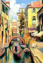 Неделя във Венеция - пъзел