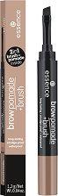 Essence Brow Pomade + Brush -