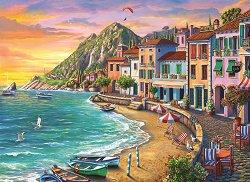Красив плаж - пъзел