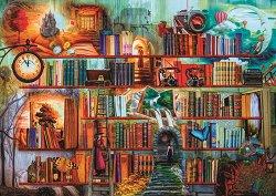 Магическа библиотека - пъзел