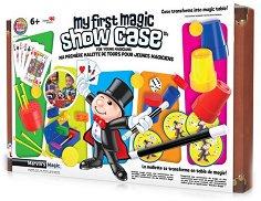 150 магически трикове за начинаещи - Комплект за фокуси -