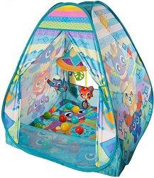 Активна гимнастика - Типи палатка -