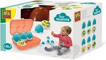 Яйца за сортиране - Детски образователен комплект за игра -