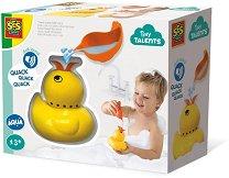 """Пате за баня - Играчка със звукови ефекти от серията """"Tiny Talents"""" -"""