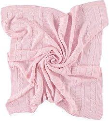 Бебешко плетено одеяло -