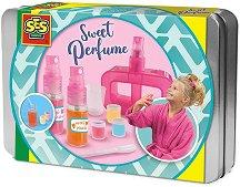 Направи сама - Ароматни парфюми - Творчески комплект -