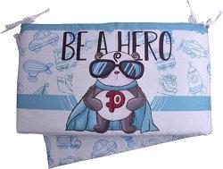 Обиколник - Be A Hero -