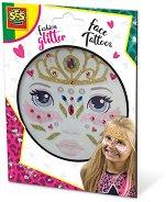 Стикери за лице - Принцеса