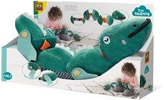 Закопчай крокодилчето - Детска образователна играчка -