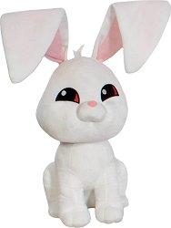 White bunny -