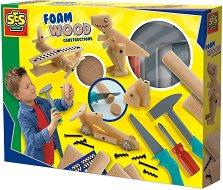 Направи сам - Конструкции от пяна - играчка