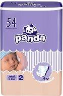 Bella Panda - Mini 2 - Пелени за еднократна употреба за бебета с тегло от 3 до 6 kg -