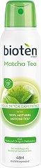Bioten Matcha Tea 48H Antiperspirant - Спрей дезодорант против изпотяване с чай матча - очна линия