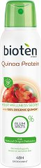 Bioten Quinoa Protein 48H Deodorant - Спрей дезодорант с киноа -